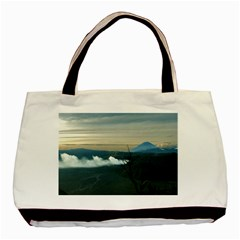 Bromo Caldera De Tenegger  Indonesia Basic Tote Bag