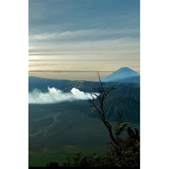 Bromo Caldera De Tenegger  Indonesia 5 5  X 8 5  Notebook by Samandel
