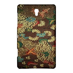 Colorful The Beautiful Of Art Indonesian Batik Pattern Samsung Galaxy Tab S (8 4 ) Hardshell Case  by Samandel
