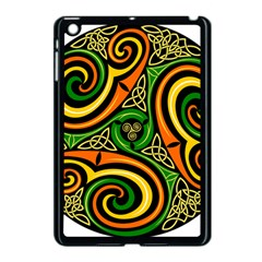 Celtic Celts Circle Color Colors Apple Ipad Mini Case (black)