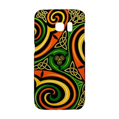 Celtic Celts Circle Color Colors Samsung Galaxy S6 Edge Hardshell Case