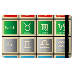 Set Of The Twelve Signs Of The Zodiac Astrology Birth Symbols Ipad Mini 4