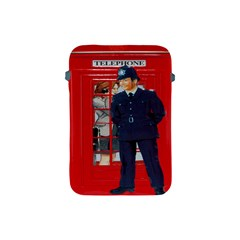 Red London Phone Boxes Apple Ipad Mini Protective Soft Cases