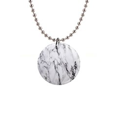 Marble Granite Pattern And Texture Button Necklaces by Samandel