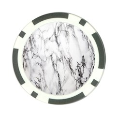 Marble Granite Pattern And Texture Poker Chip Card Guard (10 Pack)