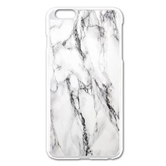 Marble Granite Pattern And Texture Apple Iphone 6 Plus/6s Plus Enamel White Case