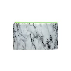 Marble Granite Pattern And Texture Cosmetic Bag (xs) by Samandel
