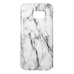 Marble Granite Pattern And Texture Samsung Galaxy S7 Edge Hardshell Case