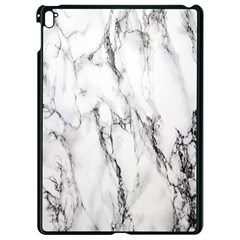 Marble Granite Pattern And Texture Apple Ipad Pro 9 7   Black Seamless Case