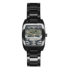 Nokia 3310 Classic Stainless Steel Barrel Watch by Samandel