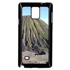 Mount Batok Bromo Indonesia Samsung Galaxy Note 4 Case (black)