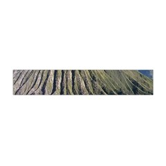 Mount Batok Bromo Indonesia Flano Scarf (mini)