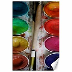 Paint Box Canvas 20  X 30
