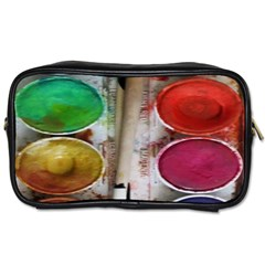 Paint Box Toiletries Bag (one Side)