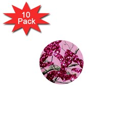 Love Browning Deer Glitter 1  Mini Buttons (10 Pack)