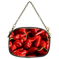 Red Chili Chain Purse (one Side)