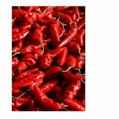 Red Chili Large Garden Flag (two Sides)