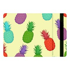Colorful Pineapples Wallpaper Background Apple Ipad Pro 10 5   Flip Case