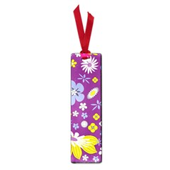 Floral Flowers Small Book Marks