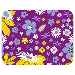 Floral Flowers Full Print Lunch Bag