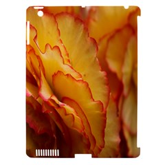 Flowers Leaves Leaf Floral Summer Apple Ipad 3/4 Hardshell Case (compatible With Smart Cover) by Samandel