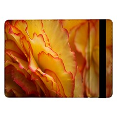 Flowers Leaves Leaf Floral Summer Samsung Galaxy Tab Pro 12 2  Flip Case