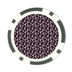 Breast Cancer Wallpapers Poker Chip Card Guard (10 Pack) by Alisyart