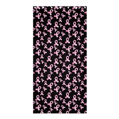 Breast Cancer Wallpapers Shower Curtain 36  X 72  (stall)