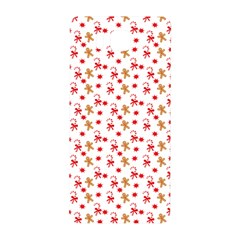 Cake Christmas Gingerbread Man Wallpapers Samsung Galaxy Alpha Hardshell Back Case by Alisyart