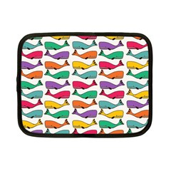Fish Whale Cute Animals Netbook Case (small)