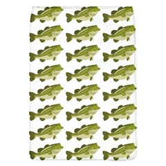 Green Small Fish Water Removable Flap Cover (l)