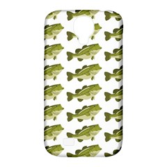 Green Small Fish Water Samsung Galaxy S4 Classic Hardshell Case (pc+silicone) by Alisyart