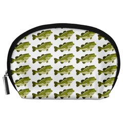 Green Small Fish Water Accessory Pouch (large)
