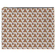 Babby Gingerbread Cosmetic Bag (xxxl)