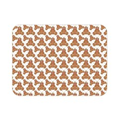 Babby Gingerbread Double Sided Flano Blanket (mini)