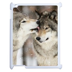 Lovable Wolves Apple Ipad 2 Case (white)