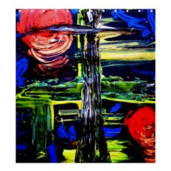 Between Two Moons 1 Shower Curtain 66  X 72  (large)