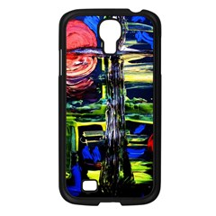 Between Two Moons 1 Samsung Galaxy S4 I9500/ I9505 Case (black)