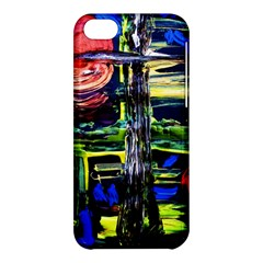 Between Two Moons 1 Apple Iphone 5c Hardshell Case by bestdesignintheworld