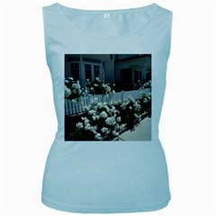 Easter 8 Women s Baby Blue Tank Top
