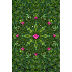 The Most Sacred Lotus Pond  With Bloom    Mandala 5 5  X 8 5  Notebook by pepitasart