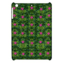 The Most Sacred Lotus Pond With Fantasy Bloom Apple Ipad Mini Hardshell Case by pepitasart