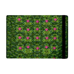 The Most Sacred Lotus Pond With Fantasy Bloom Ipad Mini 2 Flip Cases by pepitasart