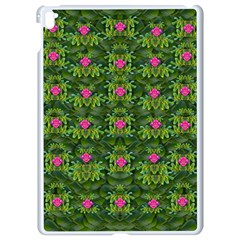 The Most Sacred Lotus Pond With Fantasy Bloom Apple Ipad Pro 9 7   White Seamless Case by pepitasart