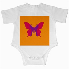 Butterfly Wings Insect Nature Infant Creepers
