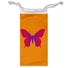 Butterfly Wings Insect Nature Jewelry Bag