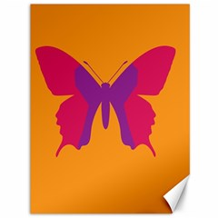Butterfly Wings Insect Nature Canvas 36  X 48