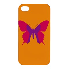 Butterfly Wings Insect Nature Apple Iphone 4/4s Premium Hardshell Case