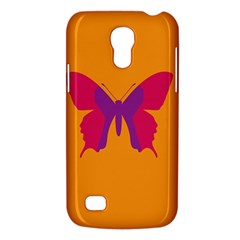 Butterfly Wings Insect Nature Samsung Galaxy S4 Mini (gt I9190) Hardshell Case