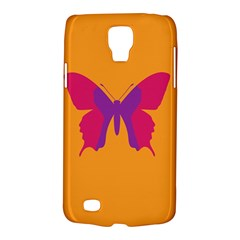 Butterfly Wings Insect Nature Samsung Galaxy S4 Active (i9295) Hardshell Case
